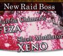 Malefic Chimeric Feza & Slash Mutilator Xeno