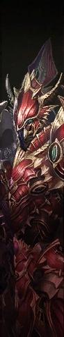 Class Azure Knight