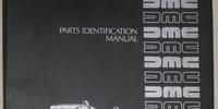 DeLorean Parts Manual