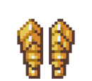 Jeweled Greaves