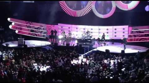Demi Lovato - Get Back (Kids' Inaugural We Are The Future Event)
