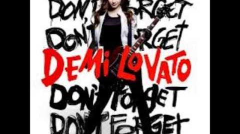 Demi Lovato - Believe In Me (Audio)