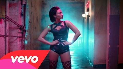 Demi Lovato - Cool for the Summer (Mike Cruz Remix) Music Video