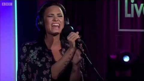 Demi Lovato - Cool For The Summer (BBC Radio 1 Live Lounge 2015)