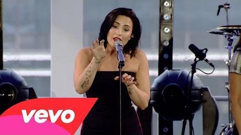 Demi Lovato - For You (Demi Live in Brazil)