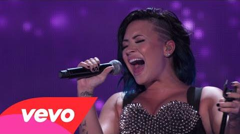 Demi Lovato - My Love Is Like A Star (Vevo Certified SuperFanFest)