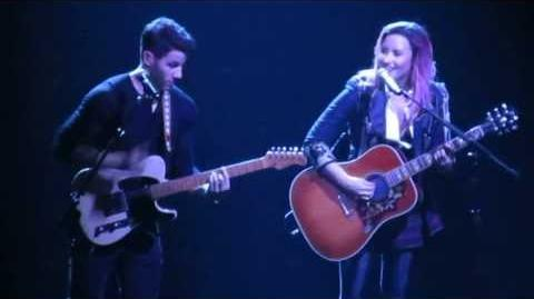 Catch Me- Demi Lovato and Nick Jonas HD