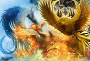 Disguised Principality Demons Archir the Legendary Bird Trio