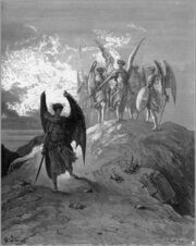Lucifer's Banishment