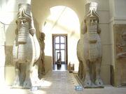 Louvre lion gate DSC00914