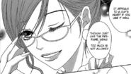 Riko with glasses