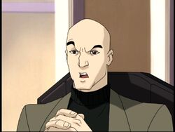 Professor Xavier (X-Men Evolution)