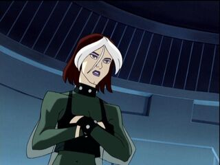 Rogue (X-Men Evolution) 3