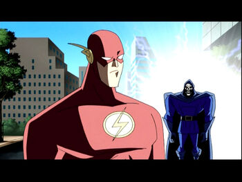 Flash Justice League11