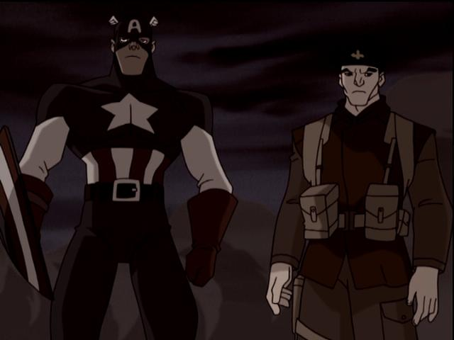 File:Captain America & Logan.jpg