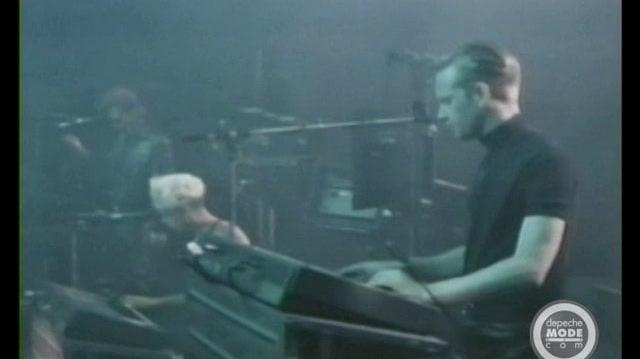 """Depeche Mode - """"A Question Of Time"""" - Archives Concert Series, The Concert For The Masses, June 18th, 1988"""