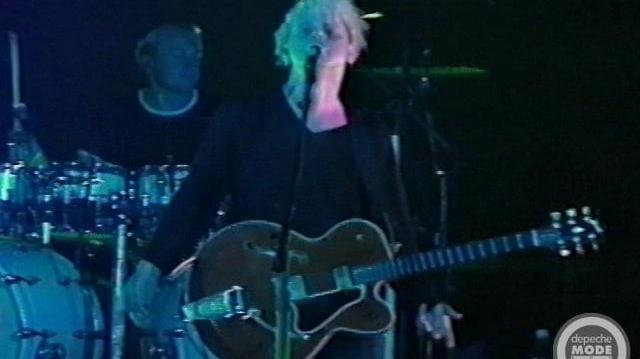 """Depeche Mode - """"Home"""" - Archives Concert Series, Ultra Party, May 16th, 1997"""