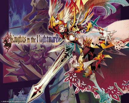 Knights wall 001 l