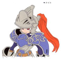 Knight's art