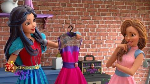 Episode 14 Mad for Tea Descendants Wicked World