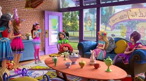 Episode 15 Carpet Jacked Descendants Wicked World