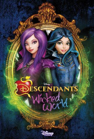 File:Descendants Wicked World Poster.jpg