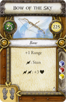 Act II Item - Bow of the Sky