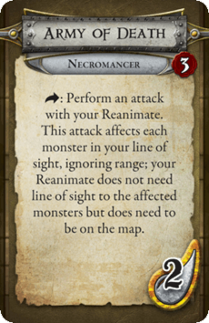 Necromancer - Army of Death