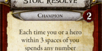 Stoic Resolve