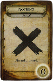 Search Cards - Nothing