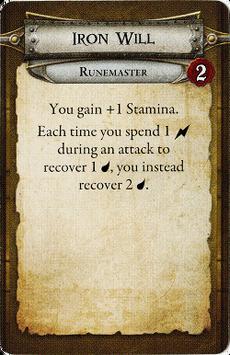 Runemaster - Iron Will