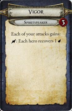 Spiritspeaker - Vigor