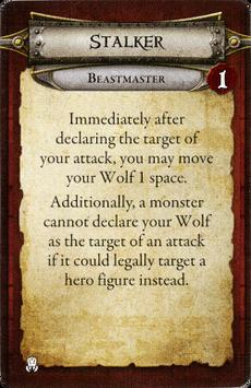 Beastmaster - Stalker