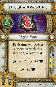 Hero Relic - The Shadow Rune