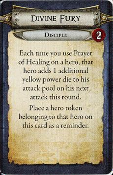 Disciple - Divine Fury