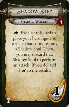 Shadow Walker - Shadow Step