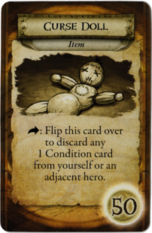 Search Cards - Curse Doll
