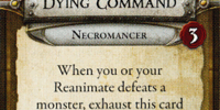 Dying Command