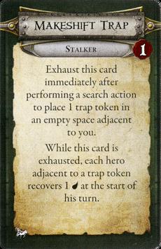 Stalker - Makeshift Trap