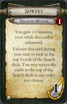 Treasure Hunter - Survey