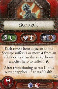 Servant - Scourge