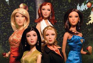 DH dolls