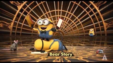 """Bear Story"" winning Best Animated Short Film"