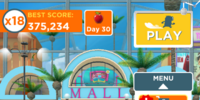 The Mall (Minion Rush)