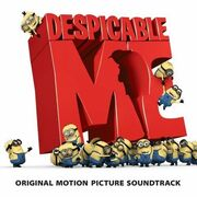 Despicable Me soundtrack cover