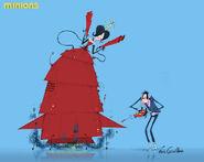 Scarlet rocket concept