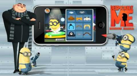 Despicable Me Minion Mania Available on iPhone