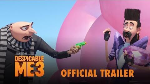 Despicable Me 3 - Official Trailer - In Theaters Summer 2017 (HD)