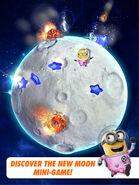 Minion Rush The Moon