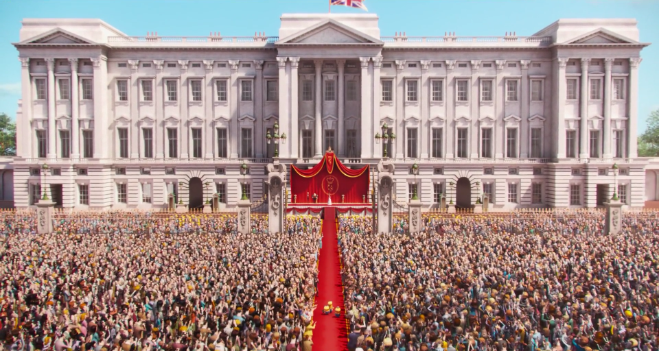 Buckingham Palace Despicable Me Wiki Fandom Powered By